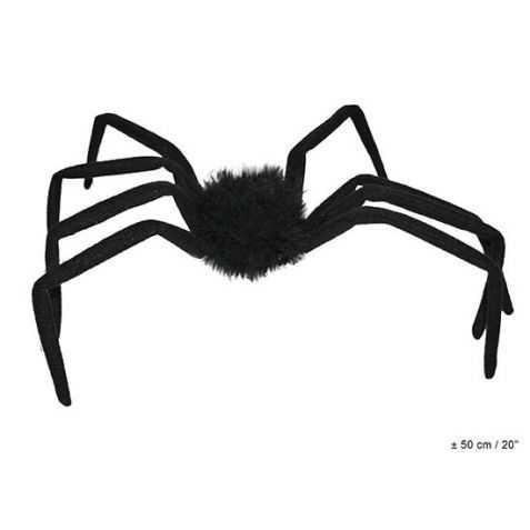 Grande Araignée en velours