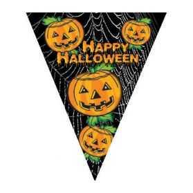 Guirlande à fanions Halloween