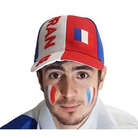 Casquette de supporter de l'Equipe de France