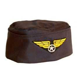 chapeau déguisement Hôtesse de l'Air