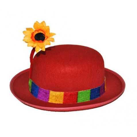 Chapeau Clown femme