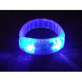 Bracelet lumineux BLEU