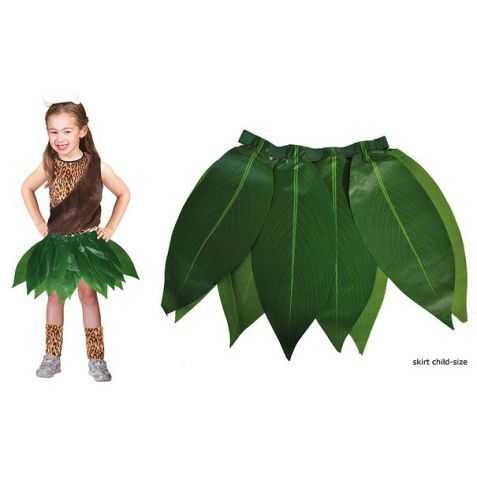 Jupe feuilles de bananier Enfant