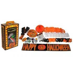 Kit décoration Vitrine Halloween
