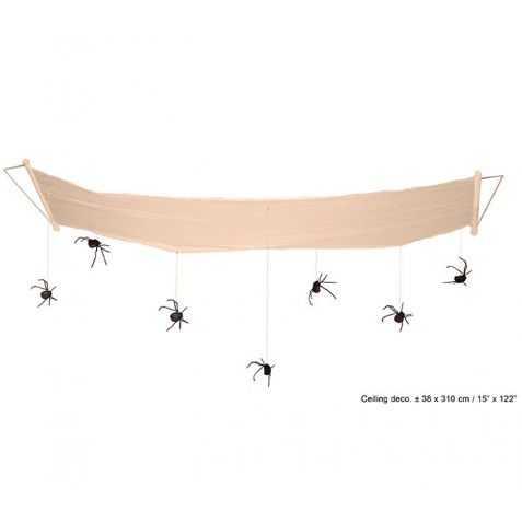 Décoration plafond Halloween