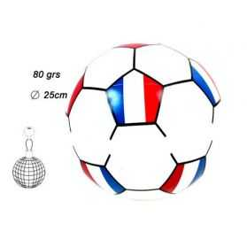 1 Ballon de Football en plastique