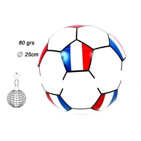 1 Ballon de Football en plastique