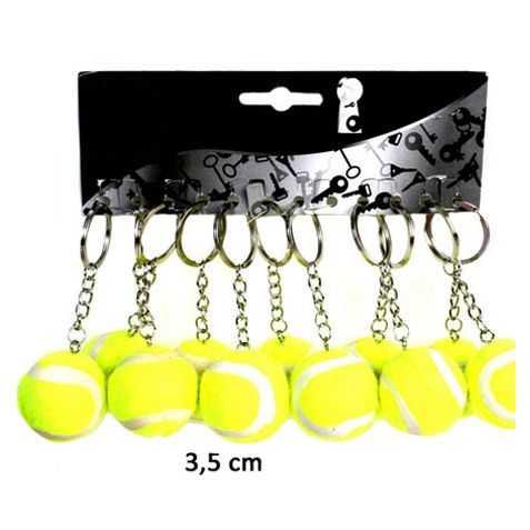 1 Porte clés en forme de Balle de tennis