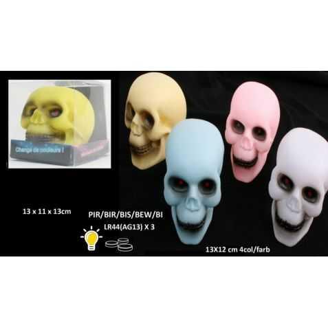 1 Crâne lumineux
