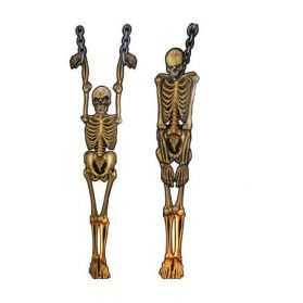 Mobile Squelette articulé phosphorescent