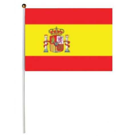 Drapeaux Espagne à agiter