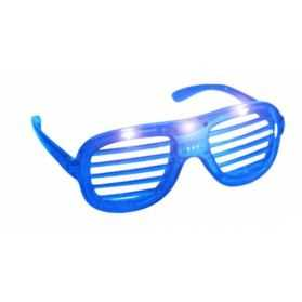 Lunettes bleues lumineuses
