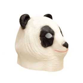 Masque Adulte en latex Panda