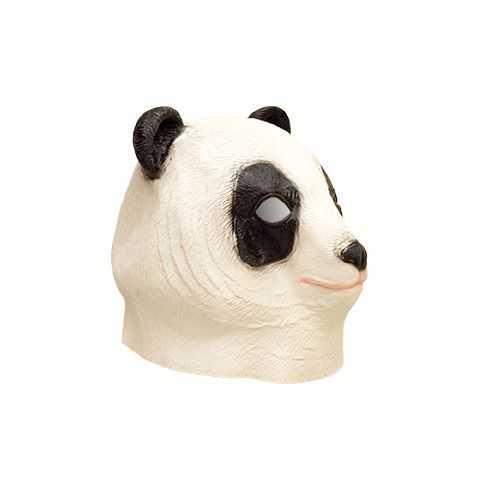 Masque Adulte en latex Panda
