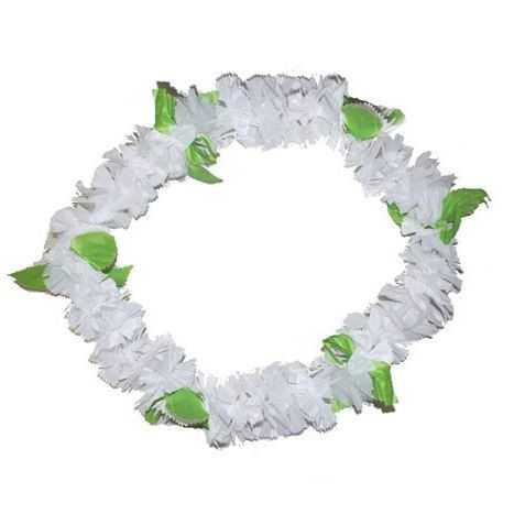 Collier tahiti blanc pas cher