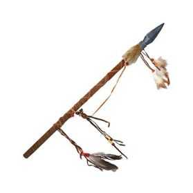 Lance Indienne avec plumes