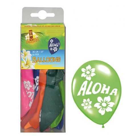 Ballons gonflables Aloha