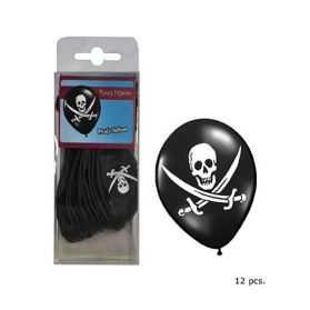 Ballons gonflables thème Pirates