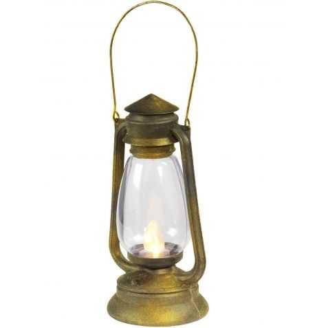 Lampe à huile lumineuse