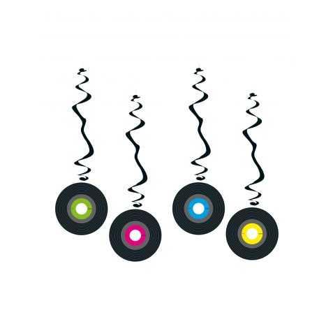 Mobiles déco Disco