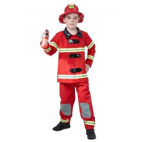 Deguisement enfant Pompier