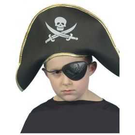 Bicorne de pirate pour Enfant