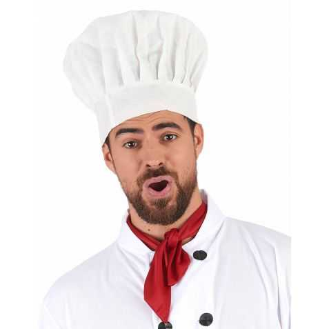 Toque Blanche de Grand Cuisinier étoilé