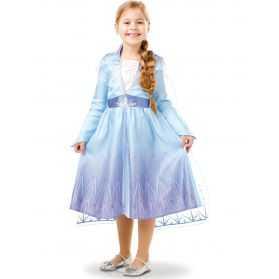 Robe déguisement Reine des Neiges 2