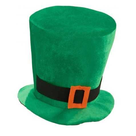 Chapeau Haut de forme Saint-Patrick