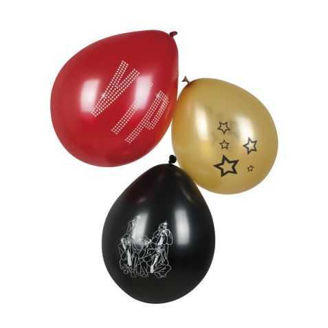 Ballons thème VIP