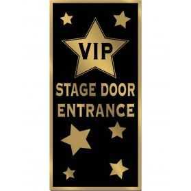Décoration de porte thème VIP