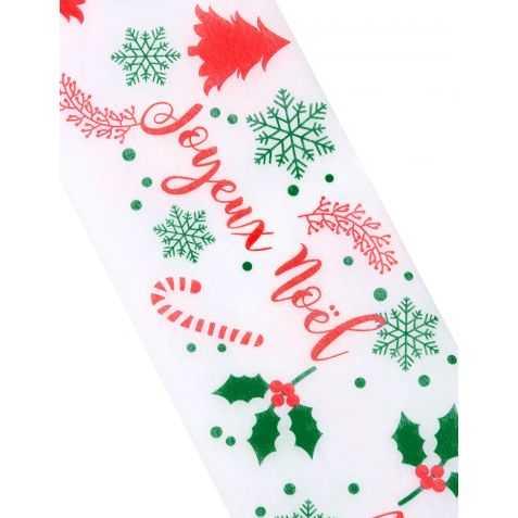 Chemin de table Noel