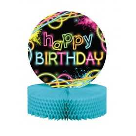 Centre de Table Happy Birthday