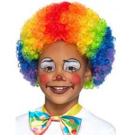 Perruque Enfant pour se déguiser en Clown