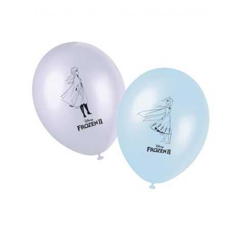 Ballons de baudruche Reine des Neiges 2