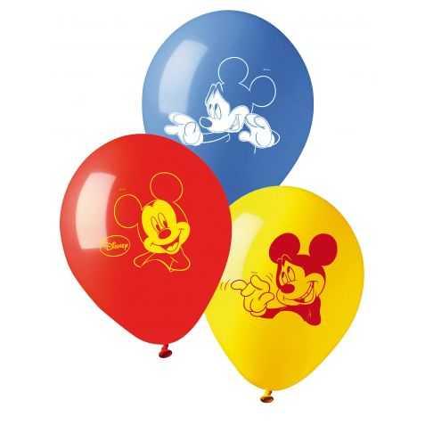 Ballons de baudruche Mickey