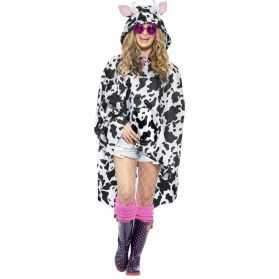 Poncho Vache