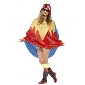 Poncho Perroquet