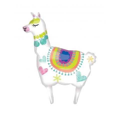Ballon gonflable en forme de Lama
