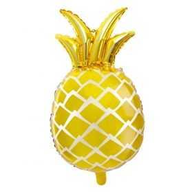 Ballon gonflable en forme d'ananas