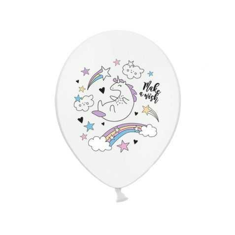 Ballons de baudruche Licorne