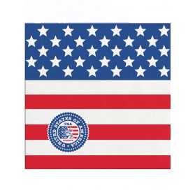 Serviettes en papier USA