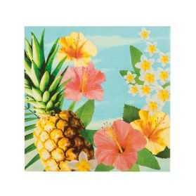 Serviettes en papier Hawaï