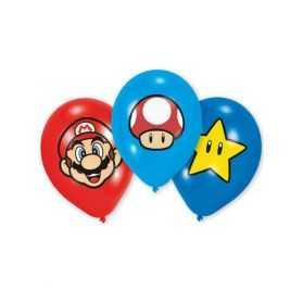 Ballons de baudruche Super Mario