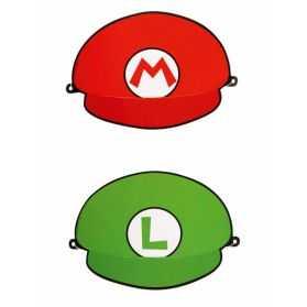 Chapeaux de fête Super Mario