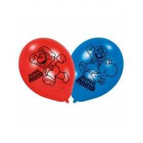 Ballons Super Mario Bros