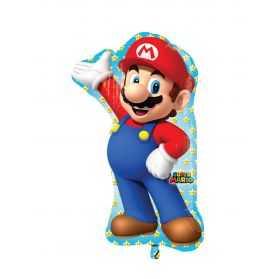Ballon en forme Super Mario Bros