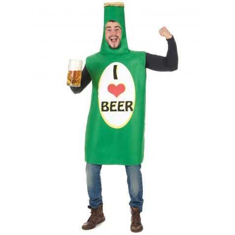 Déguisement Canette de Bière