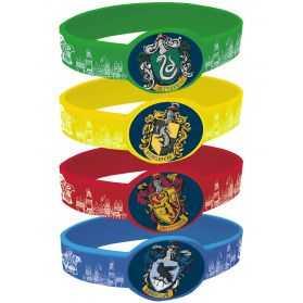 Bracelets invités anniversaire Harry Potter