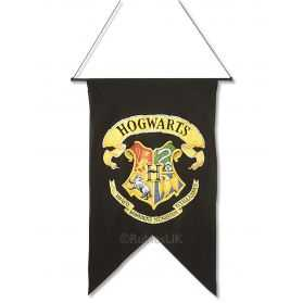 Etendard drapeau Harry Potter